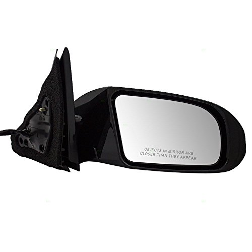 (Passengers Power Side View Mirror with Signal and Memory Replacement for Nissan Maxima 96301-9N81A )