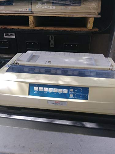 - OKIDATA microline ml421 9pin impact printer 570cps USB 62418801