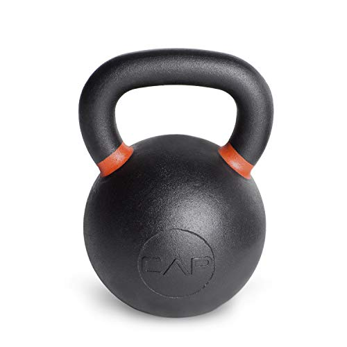 CAP Barbell Cast Iron Competition Kettlebell Weight,
