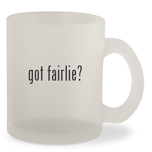 Fairly Odd Parents Costumes (got fairlie? - Frosted 10oz Glass Coffee Cup Mug)