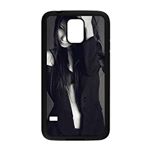Sexy Girl Black Phone Case for Samsung S5