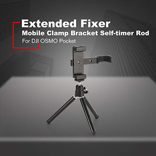 Pocket Mobile Phone Rack Multifunction Tripod Mount Stand Bracket for DJI Osmo Pocket Handheld Camera Phone Tripod Holder❤️