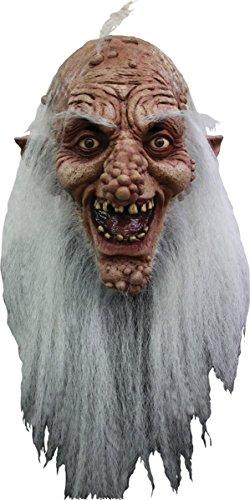 Old Gutter Boils Scary Mask