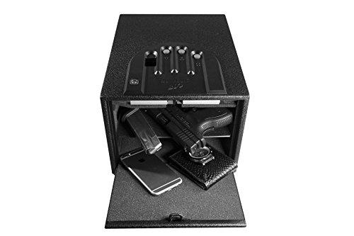 GunVault GVB2000 Multi Vault Biometric Gun Safe by GunVault (Image #3)