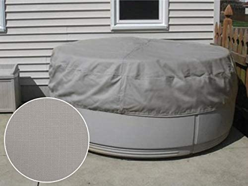 Top 10 Best spa covers for hot tub 84 x 84 Reviews