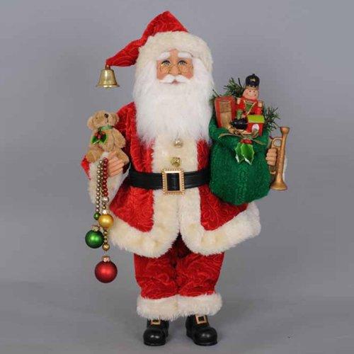 Karen Didion Christmas Delight - Karen Santa Didion