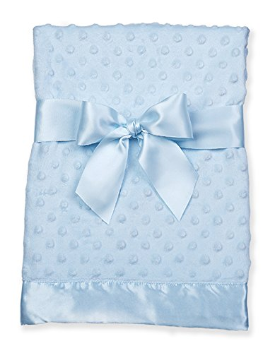 Bearington Baby Small Dottie Security Blankie (Blue) 16