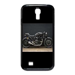 Samsung Galaxy S4 I9500 Phone Cases Black Vintage Motorcycle FXC541737