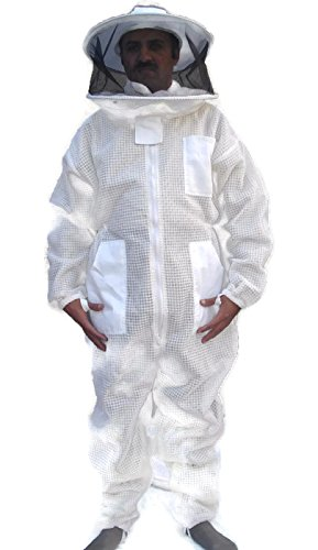 ultra breeze bee suit small - 4