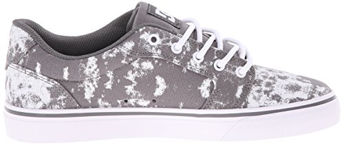 Women's Shoe TX Skate Anvil Grey SE DC White Ax8zdwAO