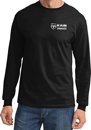 dodge-ram-trucks-pocket-print-long-sleeve-shirt-black-2xl