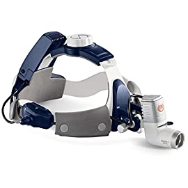 Dental Power 5W LED Surgical Medical Head Light Lamp Headlight All-in-one KD-202A-7(2013)