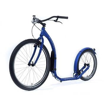 Kick Bike Cruiser Scooter MAX20 26/20 Inches - Blue: Amazon