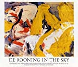In the Sky by Willem De Kooning - 26 x 31 inches - Fine Art Print / Poster