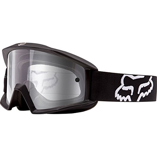 Fox Racing Main Goggle-Black (Fox Motocross Gear Fox)