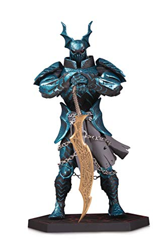 DC Collectibles Dark Nights Metal: Batman The Merciless Statue, Multicolor