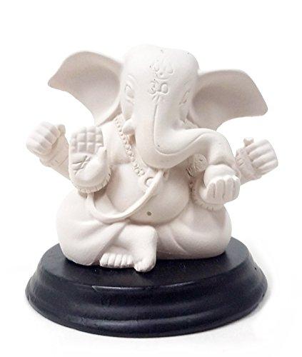 (Bellaa 24207 Ganesh Statues Hindu Good Luck God 3