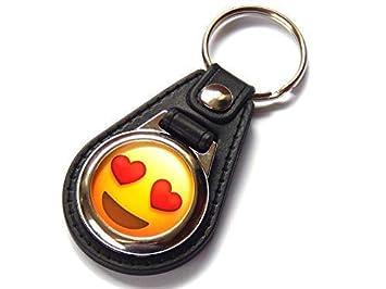 Moody Motorz Emoji rostros Enamorados Emoticon Calidad Piel ...