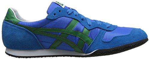 Onitsuka Tiger Serrano Fashion Sneaker Blu Medio / Verde