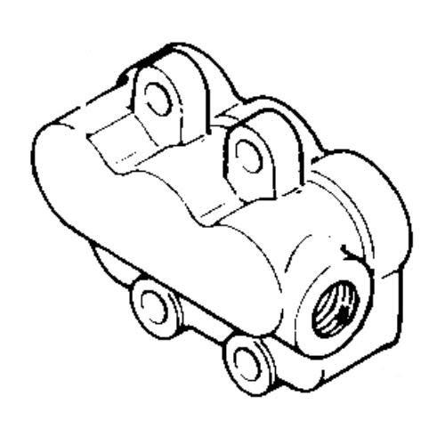 Cat Pumps 43903, Manifold, Discharge BB 230-270 ()