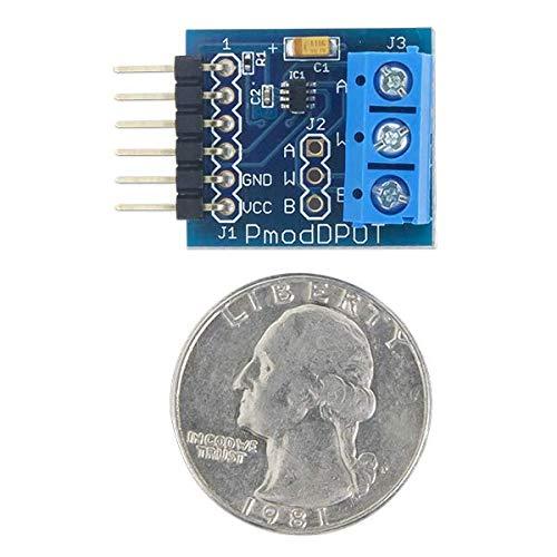 Digital Potentiometer Digilent Pmod DPOT