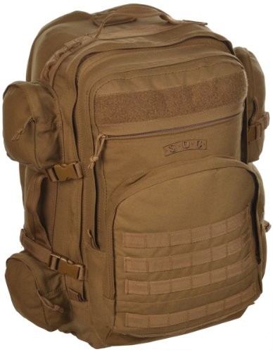 Sandpiper of California Long Range Bugout Backpack (Brown, 26×15.5×10.5-Inch), Outdoor Stuffs