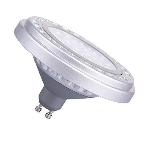 Dimmable GU10 Base AR111 15W 30°Beam Angle SMD LED Bulb 3000k Warm Light AC120V Spot Down Lights 1200Lm