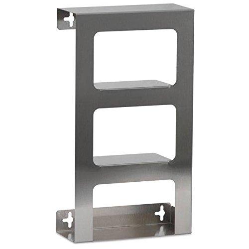 Stainless Steel Glove Dispenser Triple 10