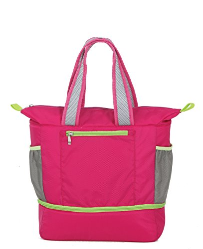 Helix Expandable Cooler Backpack - Pink (Backpack Cooler Pink)