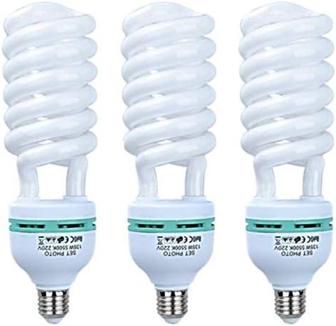 45W 135W 150W Photo Studio Day Light Bulb Video Lighting Photography Lamps New