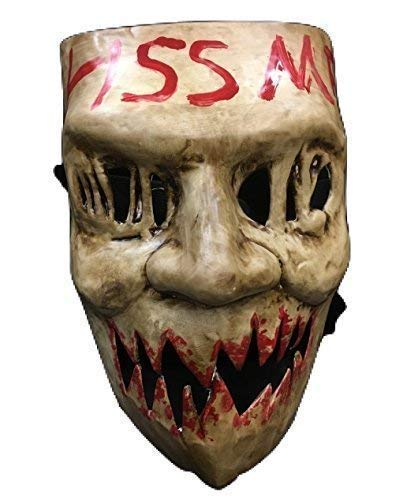 La Purga ELECCIONES Año KISS ME Universal Halloween ...