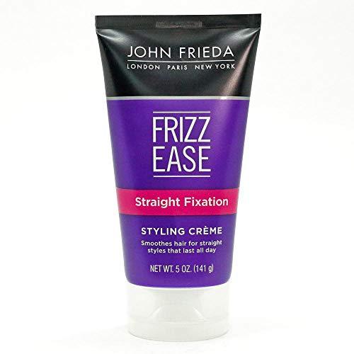Creme Fixador John Frieda Frizz Ease Straight Fixation 141g