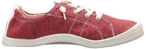 Roxy Frauen Bayshore Slip-On-Schuh Sneaker rot