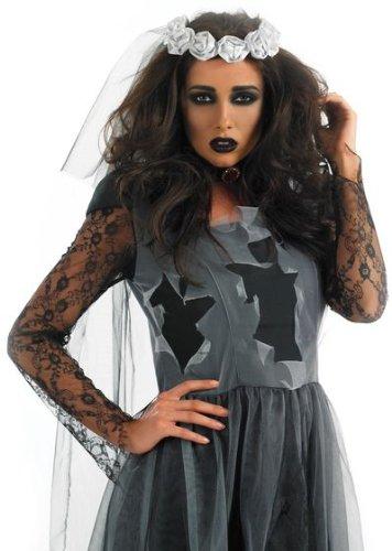 Black Corpse Bride - Adult Costume Lady: XL (UK: 20-22): Amazon.es: Juguetes y juegos