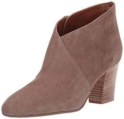 Aquatalia Women's Emiliana Dress Suede Ankle Boot