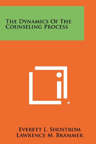 The Dynamics Of The Counseling Process