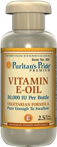 2 Pack of Pride Vitamine E-Oil 30.000 UI de Puritan