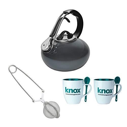 chantal tea kettle onyx - 5
