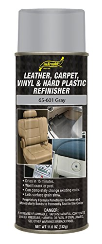 SM Arnold (65-601) Leather, Carpet, Vinyl & Hard Plastic Refinisher, Gray - 11 - 601 65