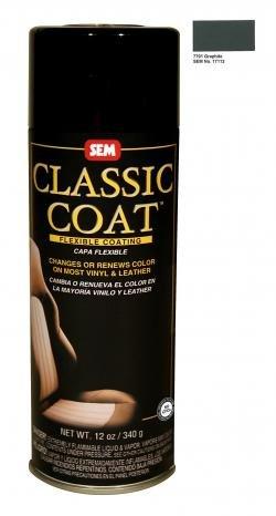 Classic Coat Graphite-2pack