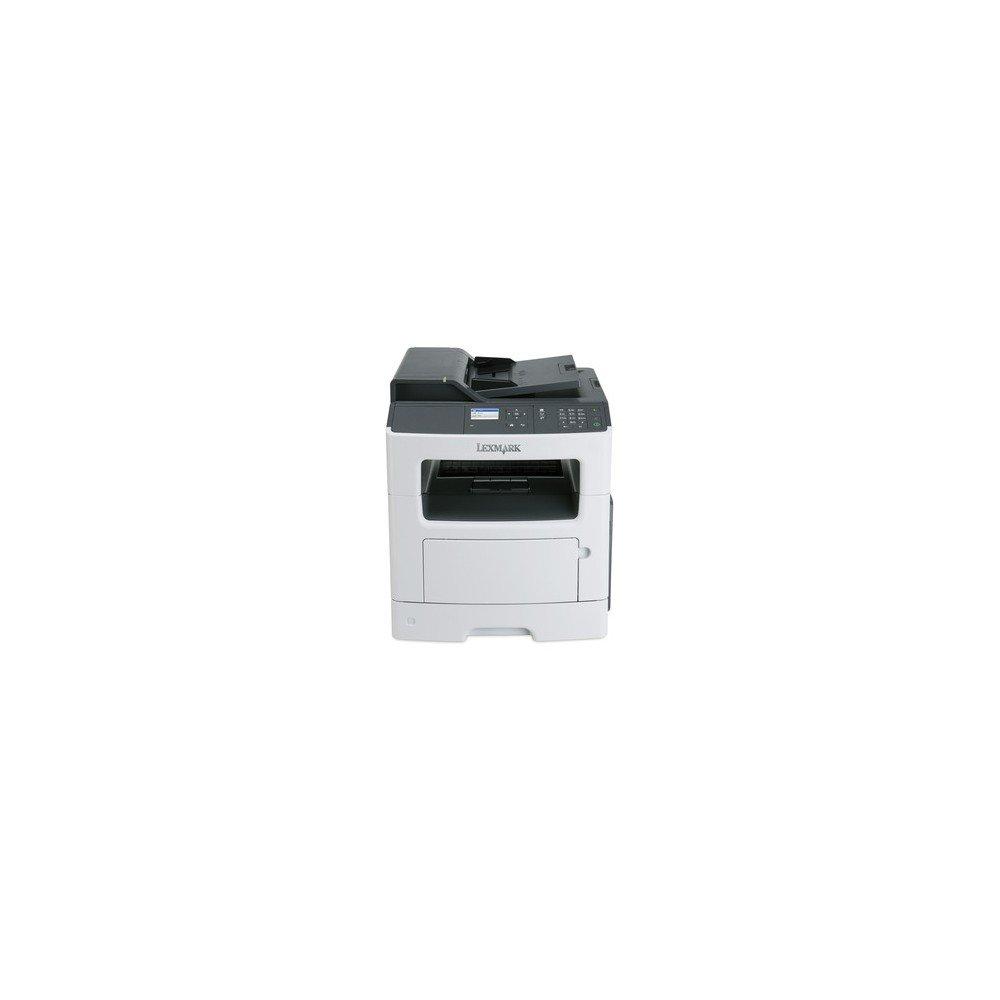 Lexmark MXdn Impresora multifunción Laser Copiar fax Imprimir Escanear páginas por mes