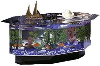 Midwes.t Tropical 28-Gal Coffee Table