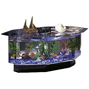 TOP 5 beautiful fish tank coffee tables for sale reviews guide