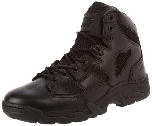 5.11 - 12021 Mens Taclite 6 Side Zip Boot Black