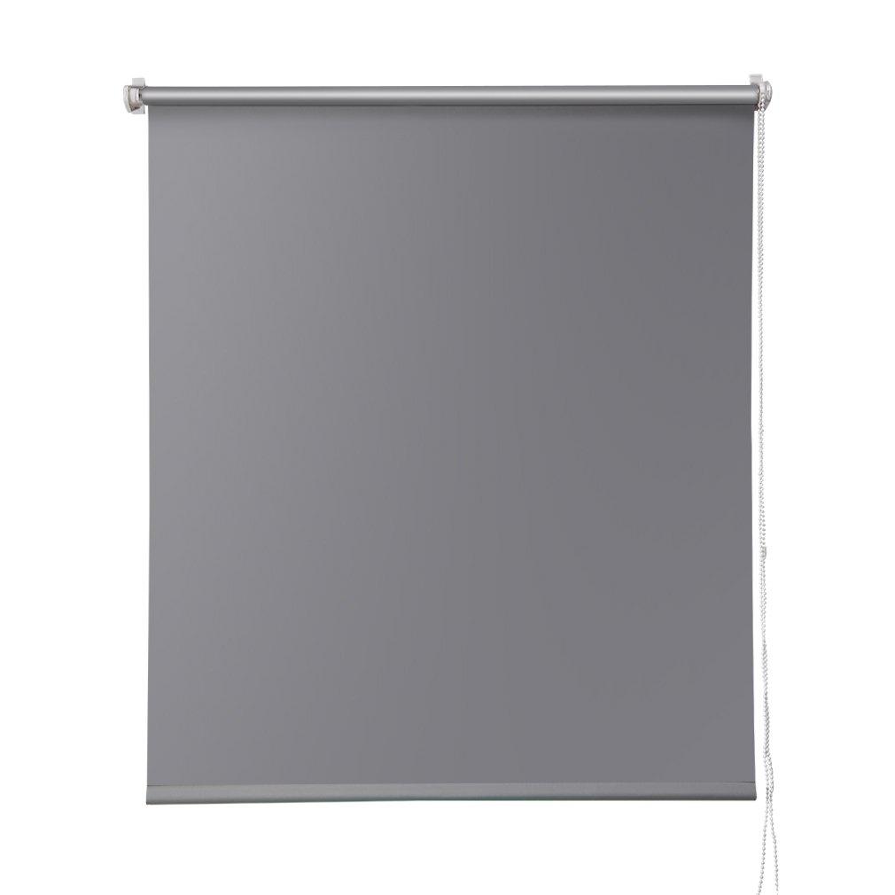 SHINY HOME Stores Enrouleur Isolant Thermique Store Occultant Rideaux pour Fenêtres Montage Simple - (L x H)80cm x 175 cm - Beige HOMEZEUR