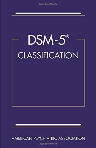 dsm-5r-classification