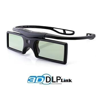 354bffa51043e5 Cinemax - Lunettes 3D DLP-Link  quot Gravity quot  - 1 Paire - Compatible
