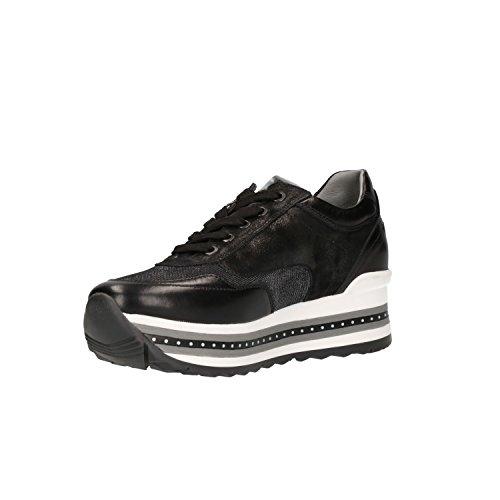 Giardini Mujer Nero A806600d Para Negro Zapatillas n6fBaAqg
