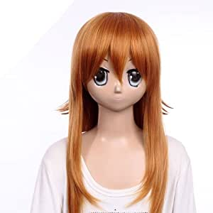 Cosplay Wigs My sister, may not be So Lovely Kirino Long Brown Elegant Girls and Ladies