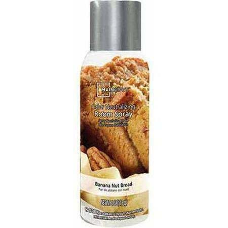Odor Neutralizing Room Spray Banana Nut Bread 4 Oz